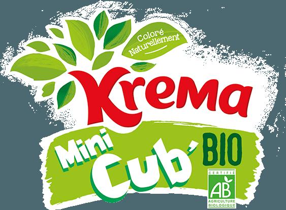 Logo Krema Mini Cub' Bio title=
