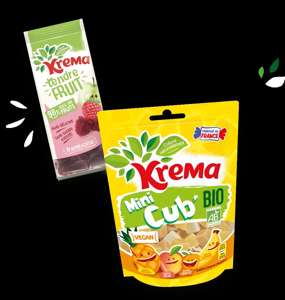 Pack Krema - Bio