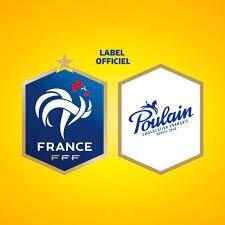 Poulain - Label Officiel de la FFF