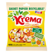 Krema Fruits Jaunes Recyclables