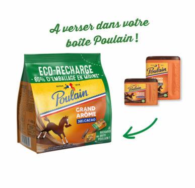 Eco recharge Poulain