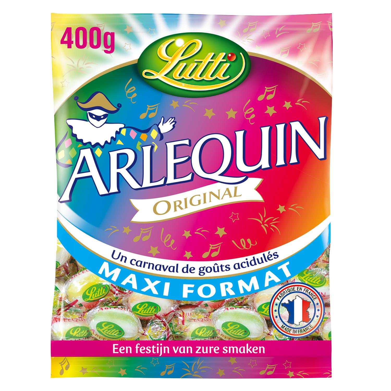Le bonbon Arlequin, un plein de couleurs et gourmandises
