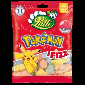 Bonbons Pokémon Fizz - Lutti
