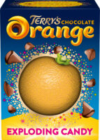 Terry's Chocolate Orange Exploding Candy