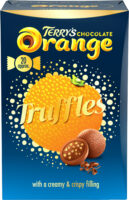 Terry's chocolate orange Truffles