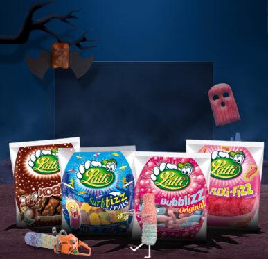 Bonbon Halloween lutti